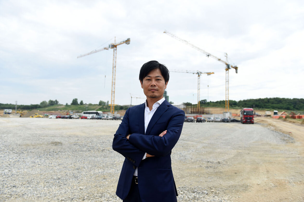 Generating Clean Energy from a Landfill Mr Harada