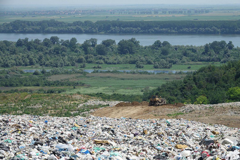 media vinca landfill site april 2018