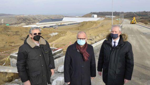 Belgrade Deputy Mayor visits Vinca 01