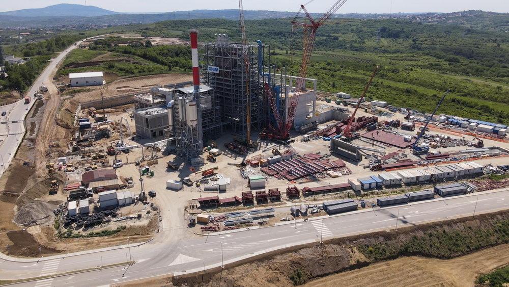 Construction site works - EfW - 4 June 2021