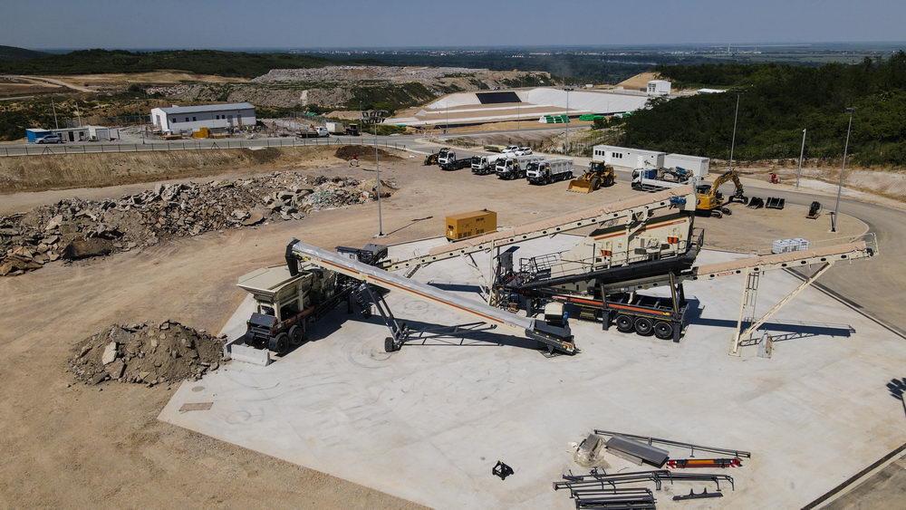 Construction site works - CDW - 4 June 2021