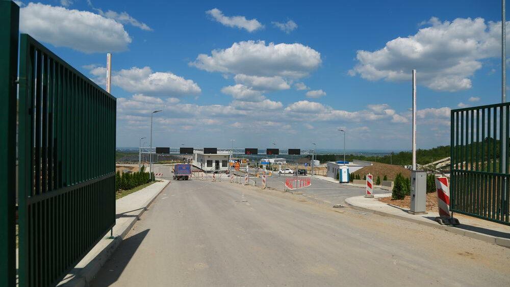 Construction site works - EZ - 4 June 2021